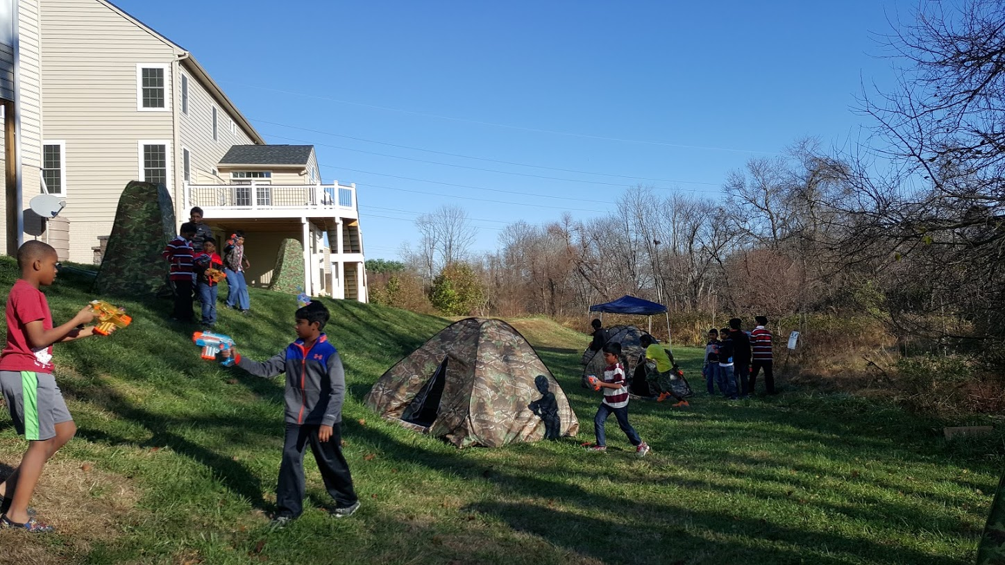 Laser Tag Water Tag Maryland Mobile Games